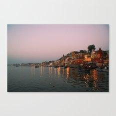 Wake up, Benares Canvas Print