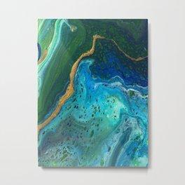 A petite river Metal Print