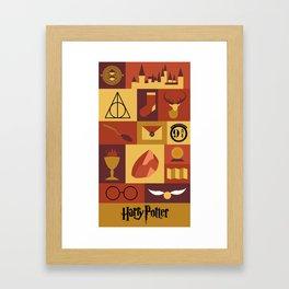 Potter Framed Art Print