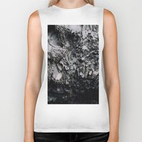 iceland Biker Tanks featuring iceland by Anna Levina