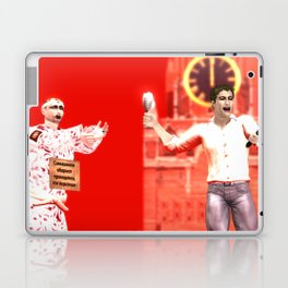 SquaRed: Cheers Laptop & iPad Skin