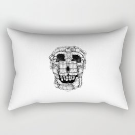 Voluptuous Death Rectangular Pillow