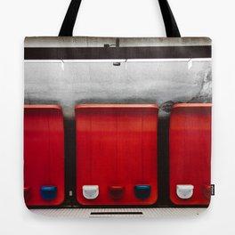 Montreal Subway | Métro de Montréal Tote Bag