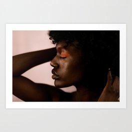 FIGURE // IX Art Print