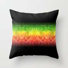 One Love Ombre Throw Pillow