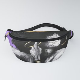 Naturally Queen VI PURPLE Fanny Pack
