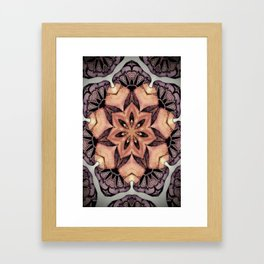 Clams Framed Art Print