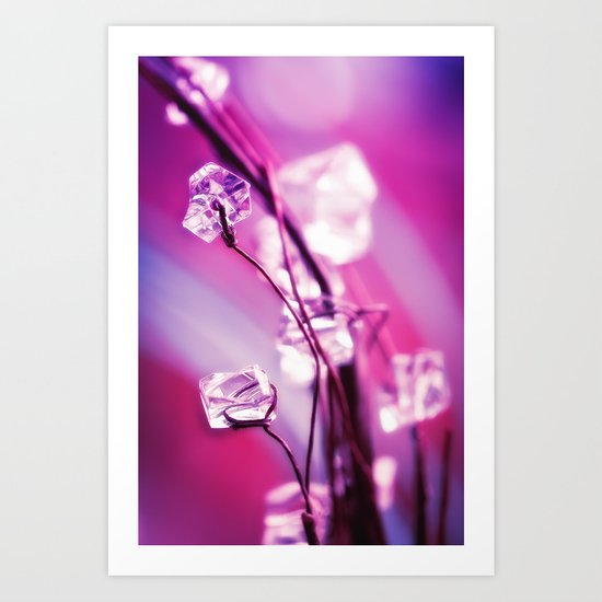 TRANSPARENCY Art Print