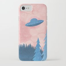 Unidentified Flying Object Slim Case iPhone 7