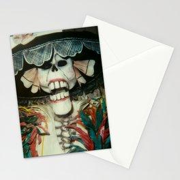 Catrina de los Muertos Stationery Cards