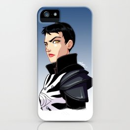 Seeker of the Truth iPhone Case