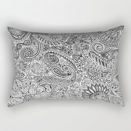 Fairy arabesque Rectangular Pillow