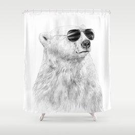 Don't let the sun go down Shower Curtain