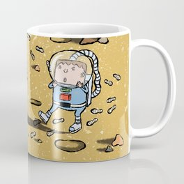 On the moon Coffee Mug