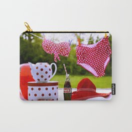 Coca Cola Summer Carry-All Pouch
