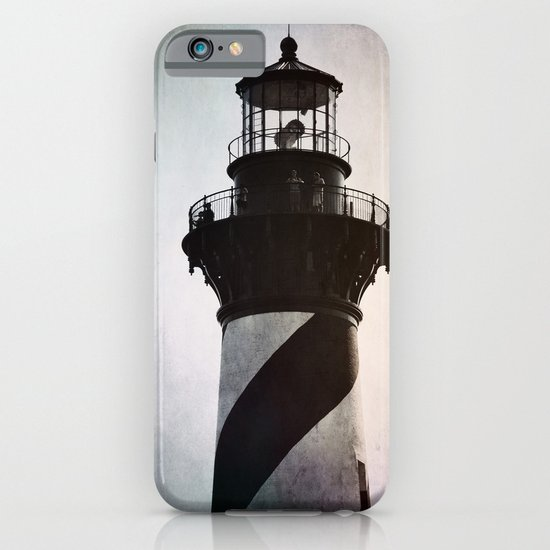 Cape Hatteras Lighthouse iPhone & iPod Case