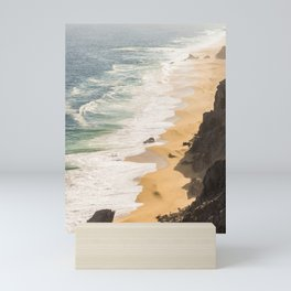 Ebb and flow Mini Art Print