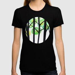 blacks trees T-shirt