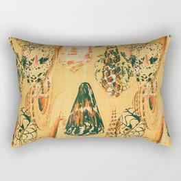 Seashells #society6 #decor #buyart Rectangular Pillow