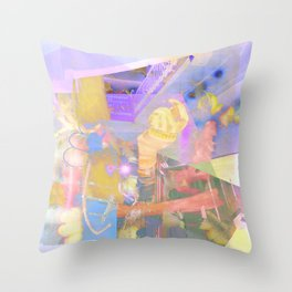 beckon Throw Pillow