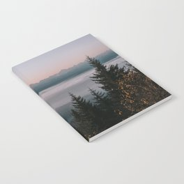 Faraway Mountains - Landscape and Nature Photography Notebook