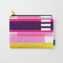 Bright Abstract II Carry-All Pouch