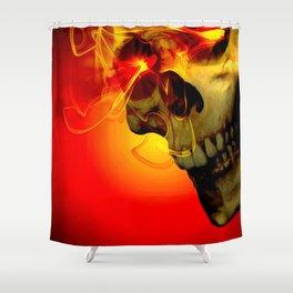 Flare Shower Curtain