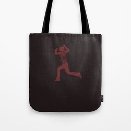 That Would Be A Mistake -Haywire Tote Bag