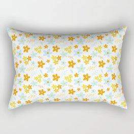 Summer Flower  Rectangular Pillow