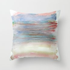 Bundle of Pastels Throw Pillow