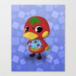 Ketchup Canvas Print