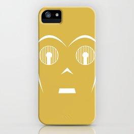 Star Wars Minimal 1 iPhone Case