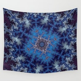 Fractal Square Wall Tapestry