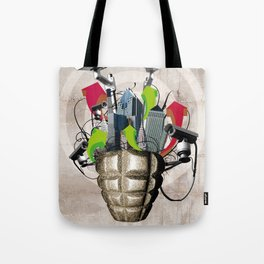 Le troisième oeil Tote Bag