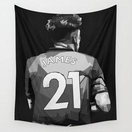 Daniel James 21 Wall Tapestry
