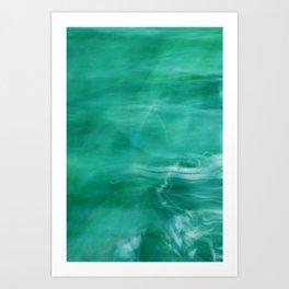 Fantasy Ocean °4 Art Print