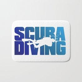 Scuba Diving Bath Mat