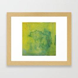 Aesthetics Number Six Framed Art Print