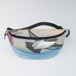 A Birds View Fanny Pack