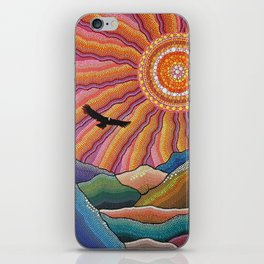 Flight of the Condor iPhone Skin
