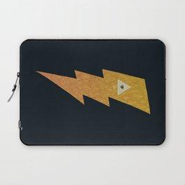 Something with lightning and stuff Laptop Sleeve