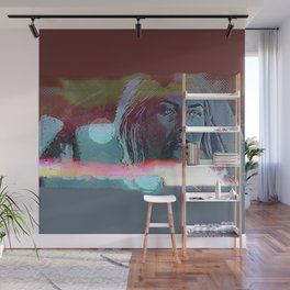 Storm Driving Wall Mural