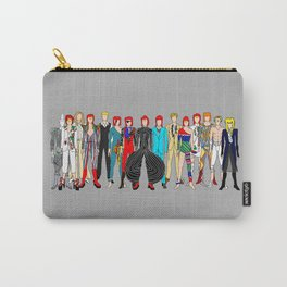 Retro Vintage Fashion 1 Carry-All Pouch