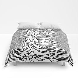 Joy Division - Unknown Pleasures [Black Lines LP] Comforters