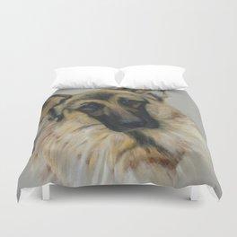 German shepard Duvet Cover