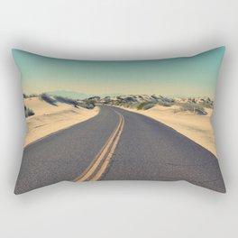 To The Left Rectangular Pillow