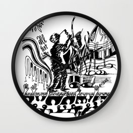 All that Jazz - 01 Wall Clock