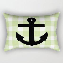 Picnic at Sea Rectangular Pillow