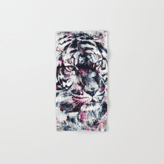 TIGER IV Hand & Bath Towel