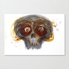 Skull II Canvas Print